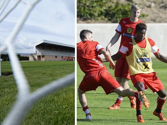 Drei öffentliche Trainingseinheiten des ÖFB-Teams sind in Frankreich geplant.