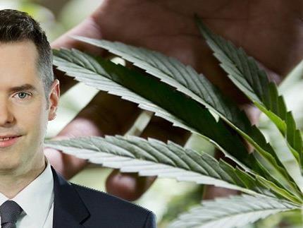 FDP-Fraktionschef Dürr ist für eine Cannabis-Legalisierung.