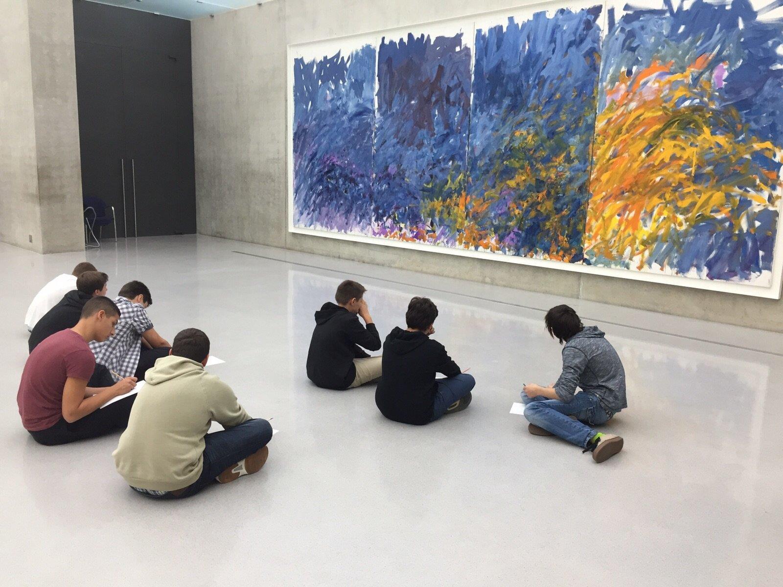 Wie sich Räume durch Kunst verwandeln zeigt das neue Theaterprojekt der FMS Altach