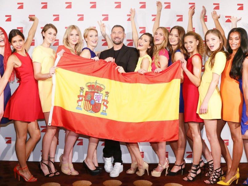 Das Finale von GNTM geht auf Mallorca über die Bühne.