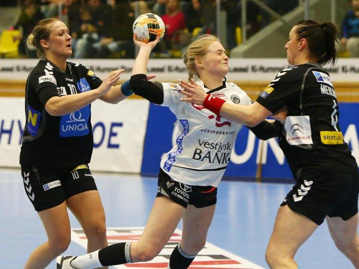 Team Tvis Holstebro feierte eine erfolgreiche Saison