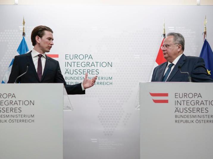 Außenminister in Versöhnungstreffen mit griechischem Amtskollegen Kotzias