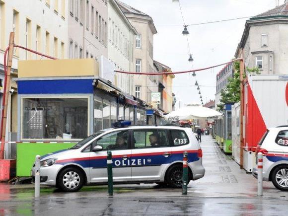 Am Tatort in Ottakring