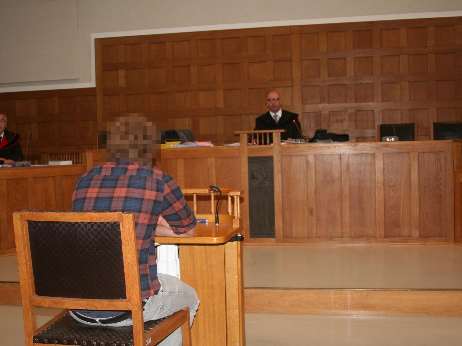 Prozess nach Attacke auf Ayslheim in Alberschwende endet mit Geld- bzw. bedingter Haftstrafe.