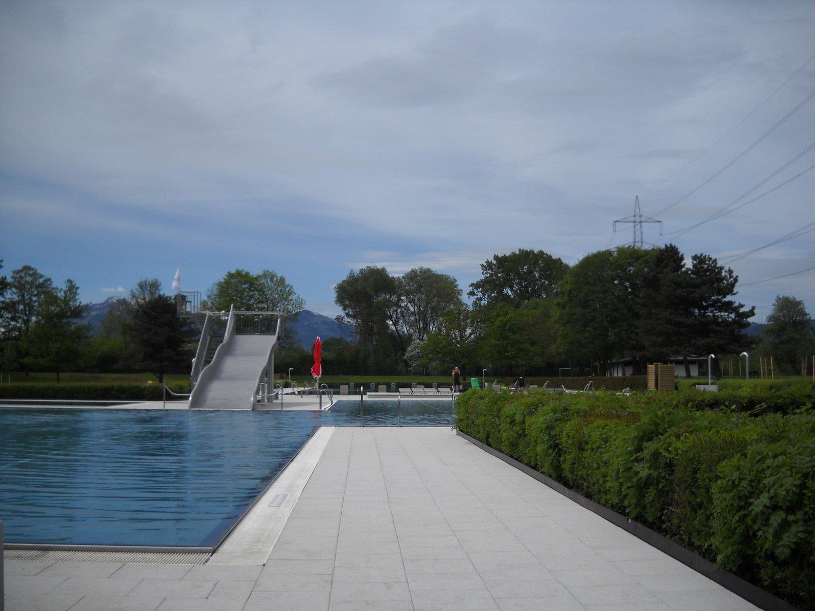 Das Schwimmbad Rheinauen erstrahlt in neuem Glanz