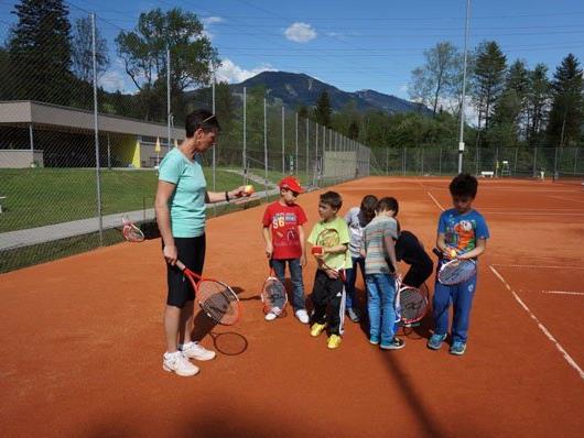 Die Kinder hatten Spaß an den verschiedenen Sportarten.