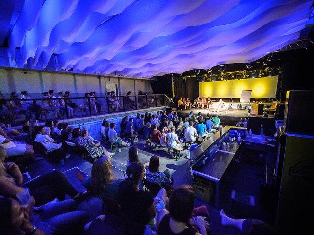 poolbar-Festival: Auch heuer sind der Poetry Slam und der Tagebuch Slam Fixpunkte.