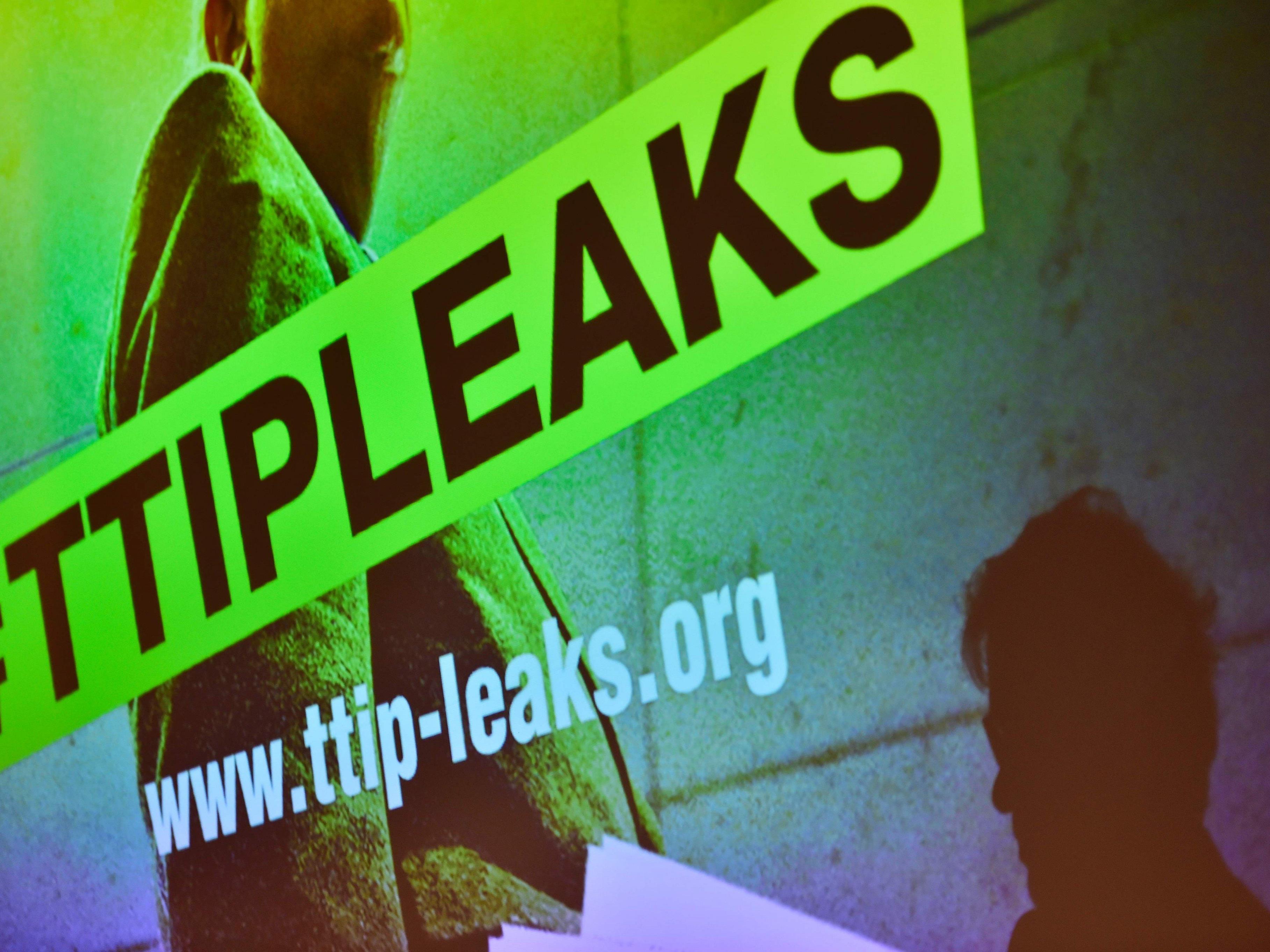 Greenpeace veröffentlicht bisher geheime TTIP-Dokumente
