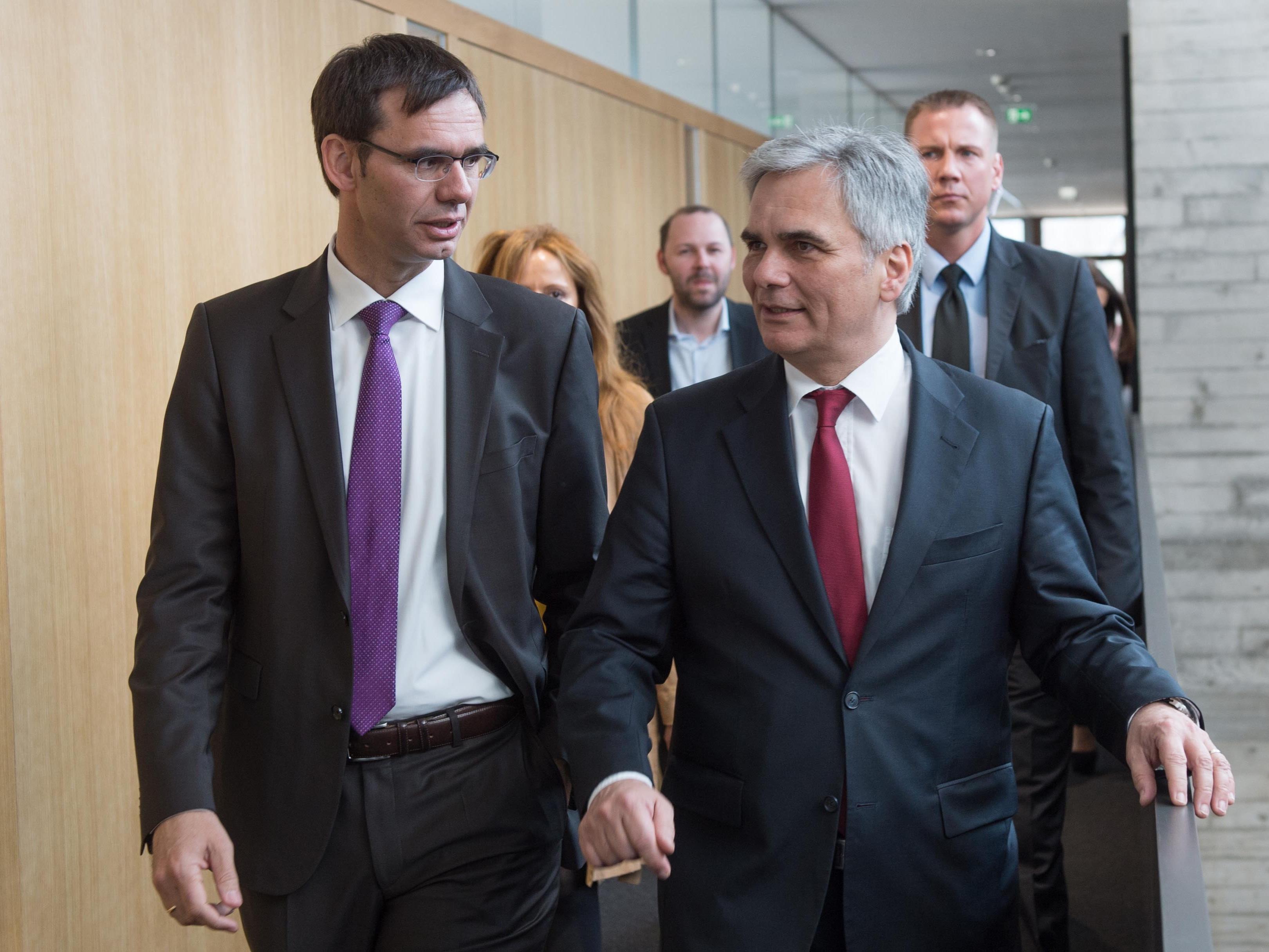 Wallner nach Faymann-Rücktritt: Bundesregierung braucht Neustart.