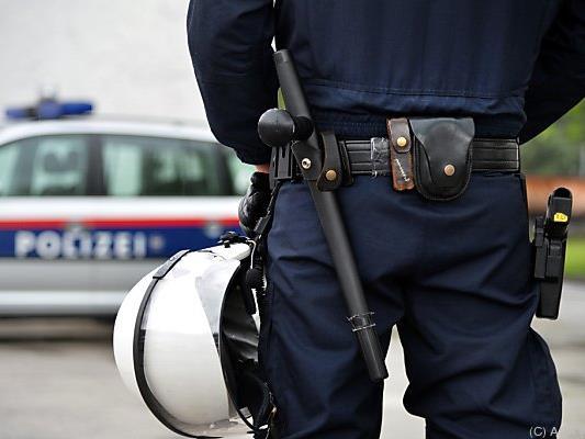 Die Polizei nahm den Täter fest