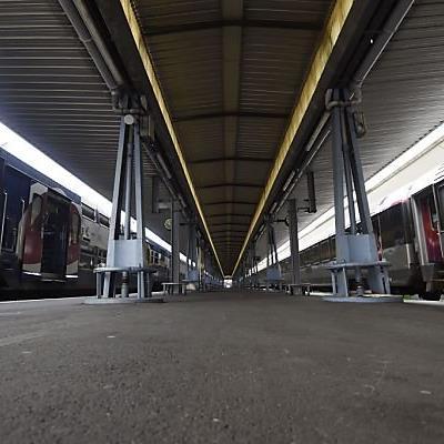 Kein Bahnverkehr zur Fußball-EM- wäre katatstrophal