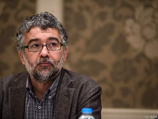 Reporter Erol Onderoglu in der Türkei verhaftet