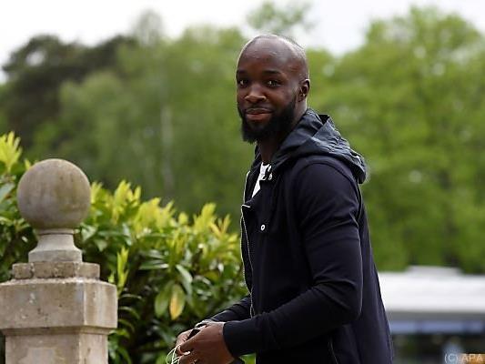 Lassana Diarra leidet an Entzündung im linken Knie