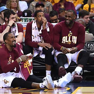 Die Cavaliers gehen als Underdog, aber hochmotiviert in die Finalserie