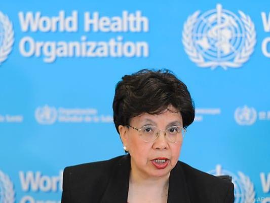 WHO-Chefin Chan schickt Experten nach Brasilien