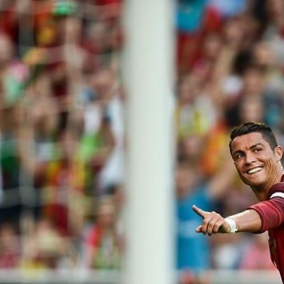 Cristiano Ronaldo steuerte zwei Tore bei