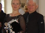 1. Platz für das Paar Stefan und Elisabeth Szalay
