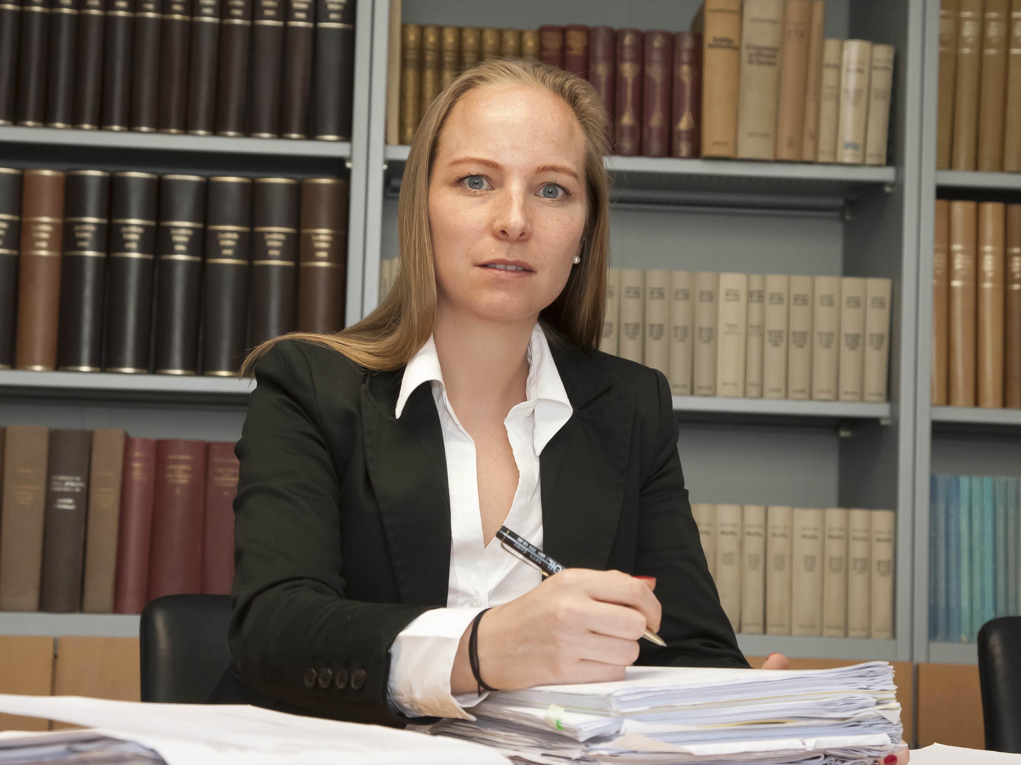 Rechtsanwältin Olivia Lerch erklärt die Obergrenzen.
