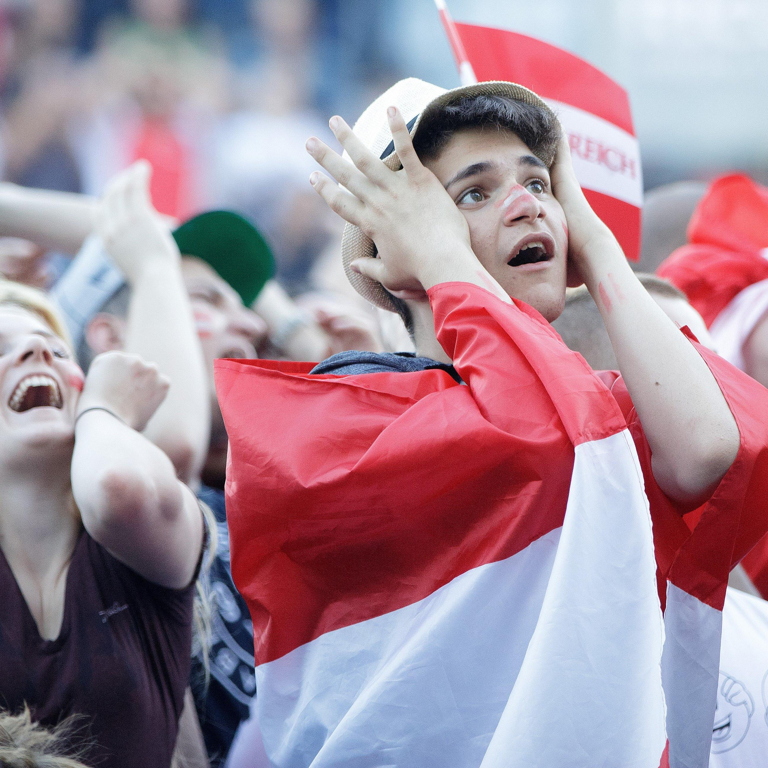 Nicht nur die Niederlage von Österreich sorgte im Ausland für Hohn.