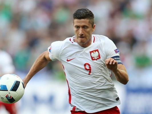 Die Ukraine trifft in Runde drei der EM-Gruppe C auf Polen.
