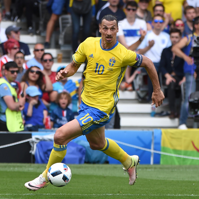 Zlatan Ibrahimovic hat das Ende seiner Nationalmannschaftskarriere bekannt gegeben. Das letzte Spiel bei der EM wird sein letztes für Schweden sein.