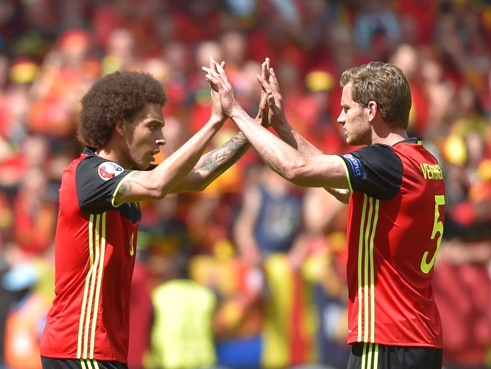 Mit einem 3:0-Sieg über Irland schießen sich die Belgier zurück ins Turnier.