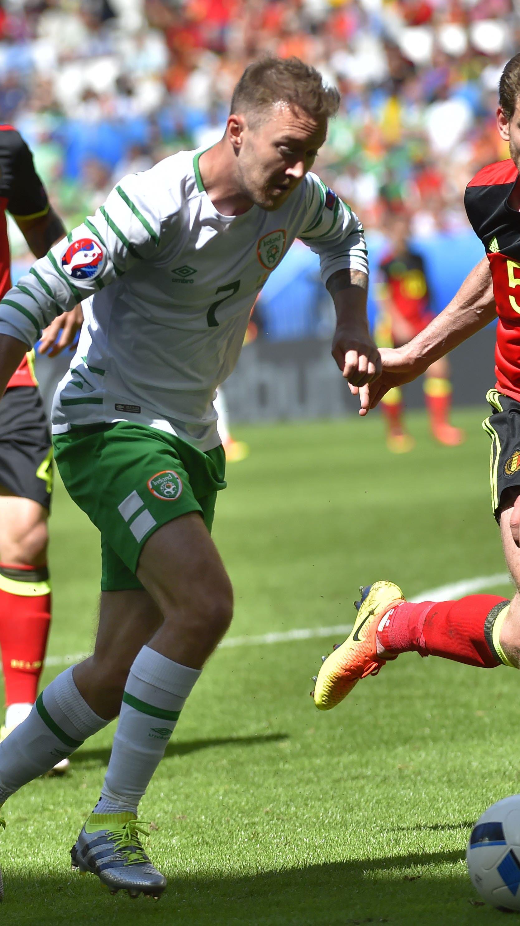 Romelu Lukaku mit Doppelpack Matchwinner - Italien Gruppensieger.