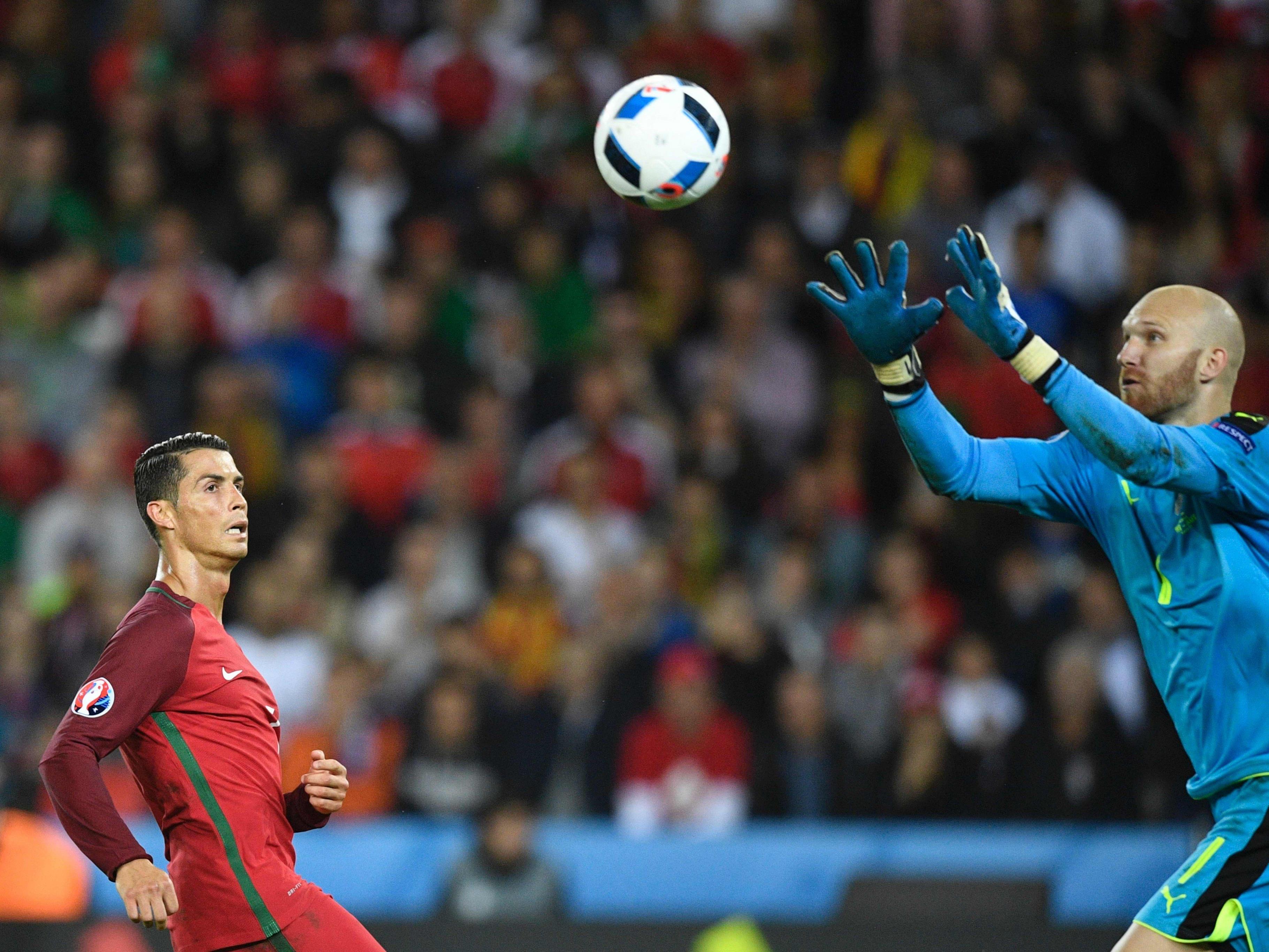 Österreich erkämpft Unentschieden gegen Portugal.