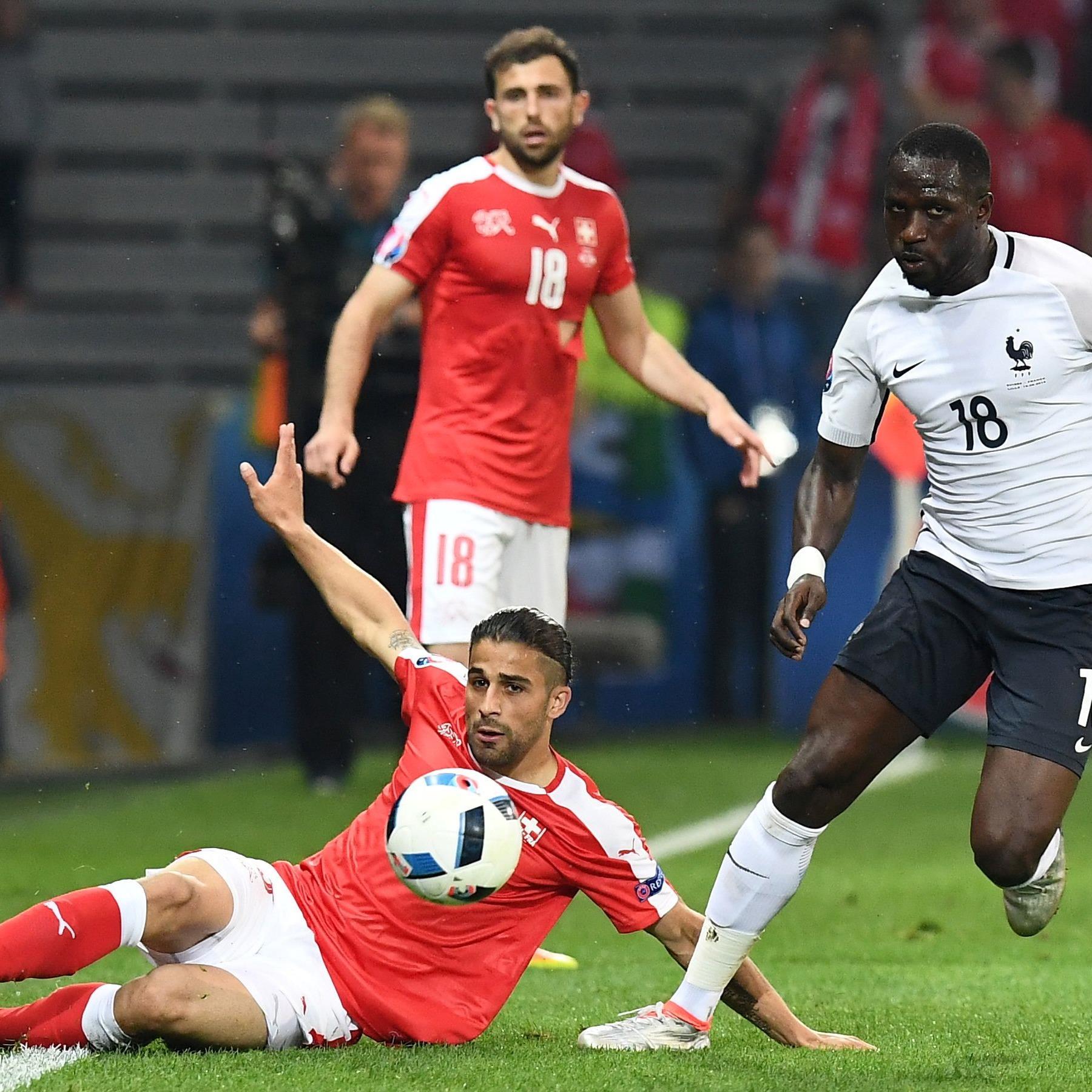In einer temporeichen Partie trennten sich Frankreich und die Schweiz mit 0:0.
