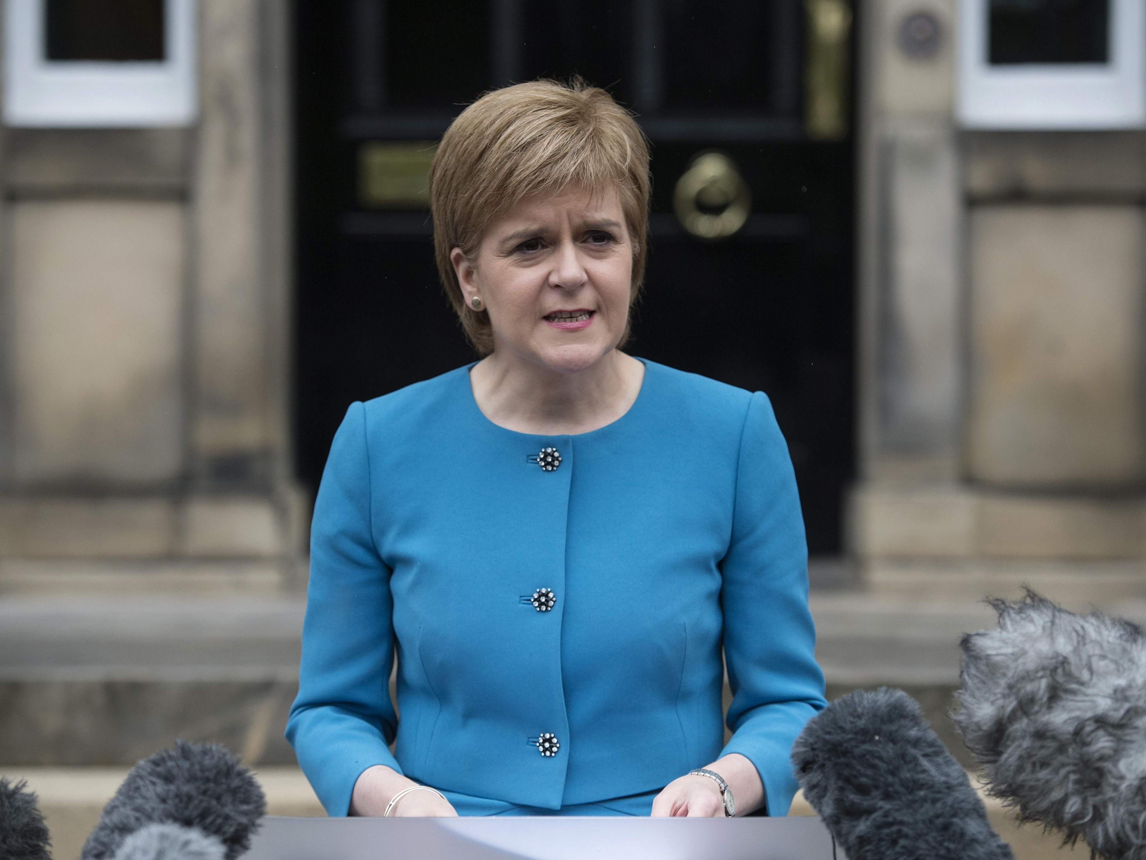 """Zweites Unabhängigkeitsreferendum """"höchst wahrscheinlich""""."""