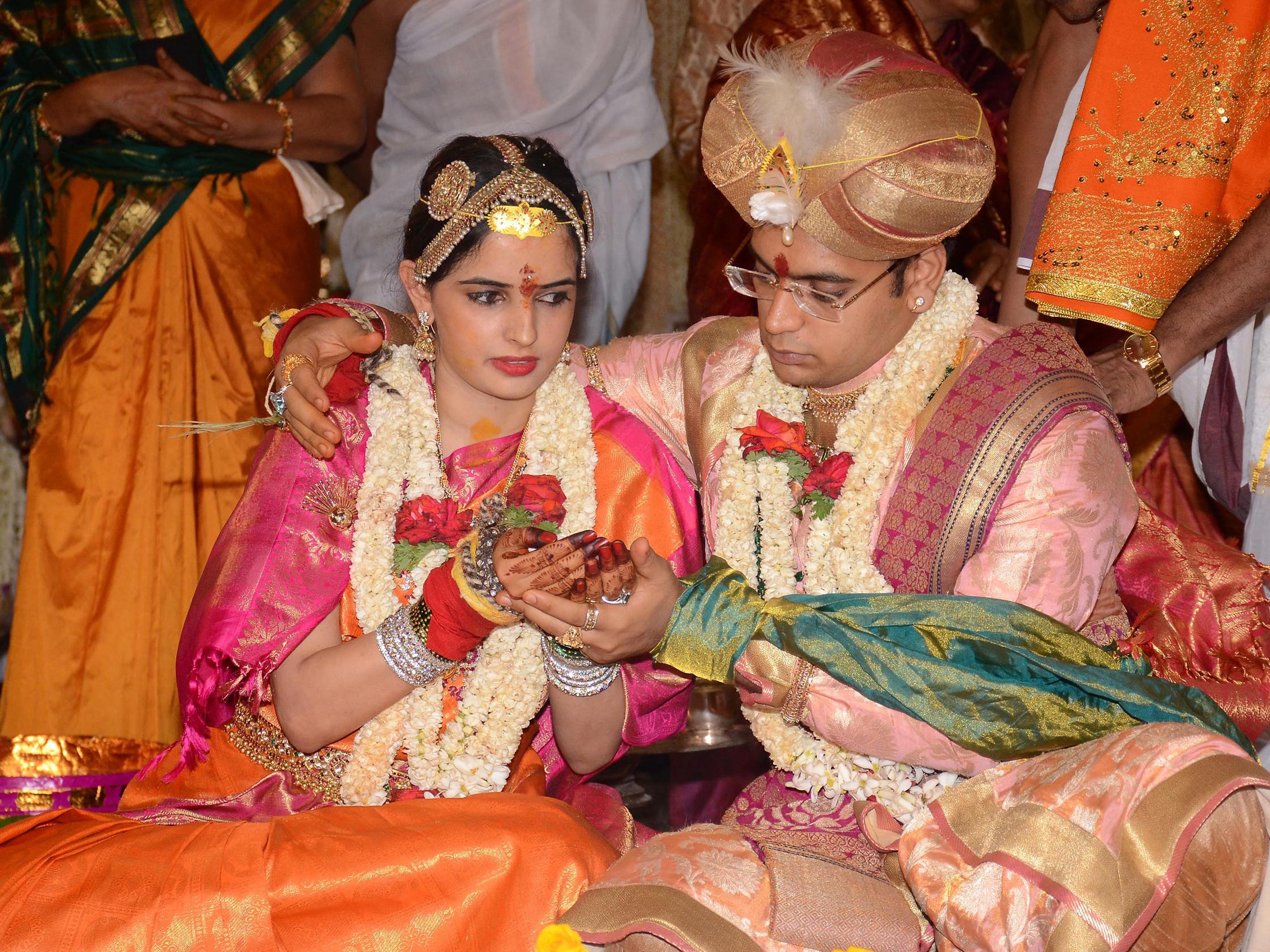 Seit langer Zeit gab es wieder eine Hochzeit dieser mächtigen Dynastie