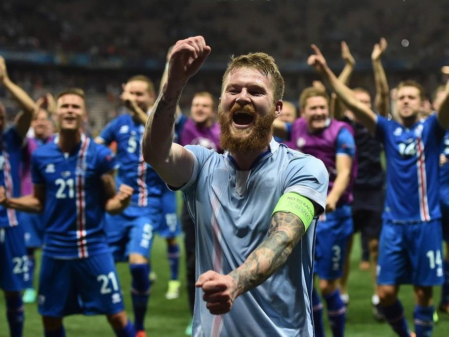 Kaum wer freut sich bei der EM nicht für Island.