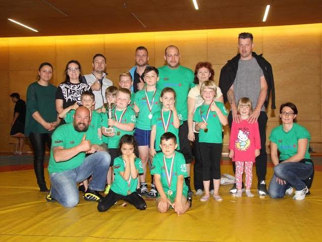 Viele Sieger gab es beim Schulring-Cup in Wolfurt zu bestaunen.