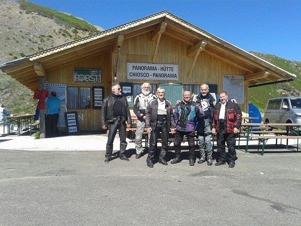 4-Tagesreise der PVÖ Biker