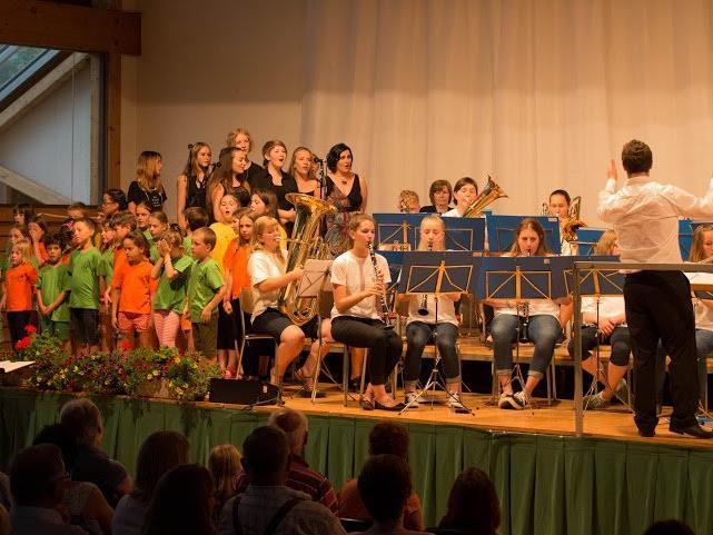 Chöre und Jugendmusik