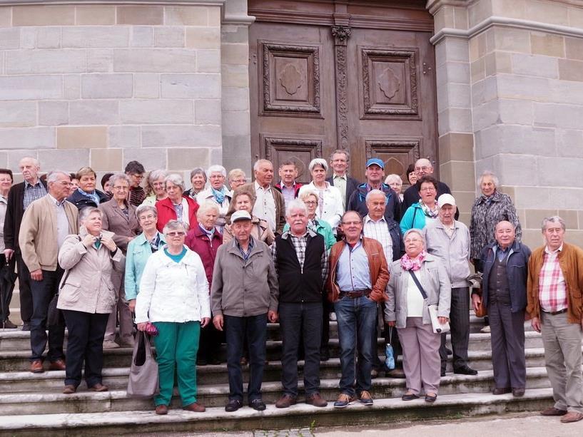Kulturfahrt des Seniorenbund Ludesch
