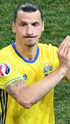 Zlatan Ibrahimovic hat bei der EM 2016 gegen Belgien sein letztes Spiel für Schweden gemacht.
