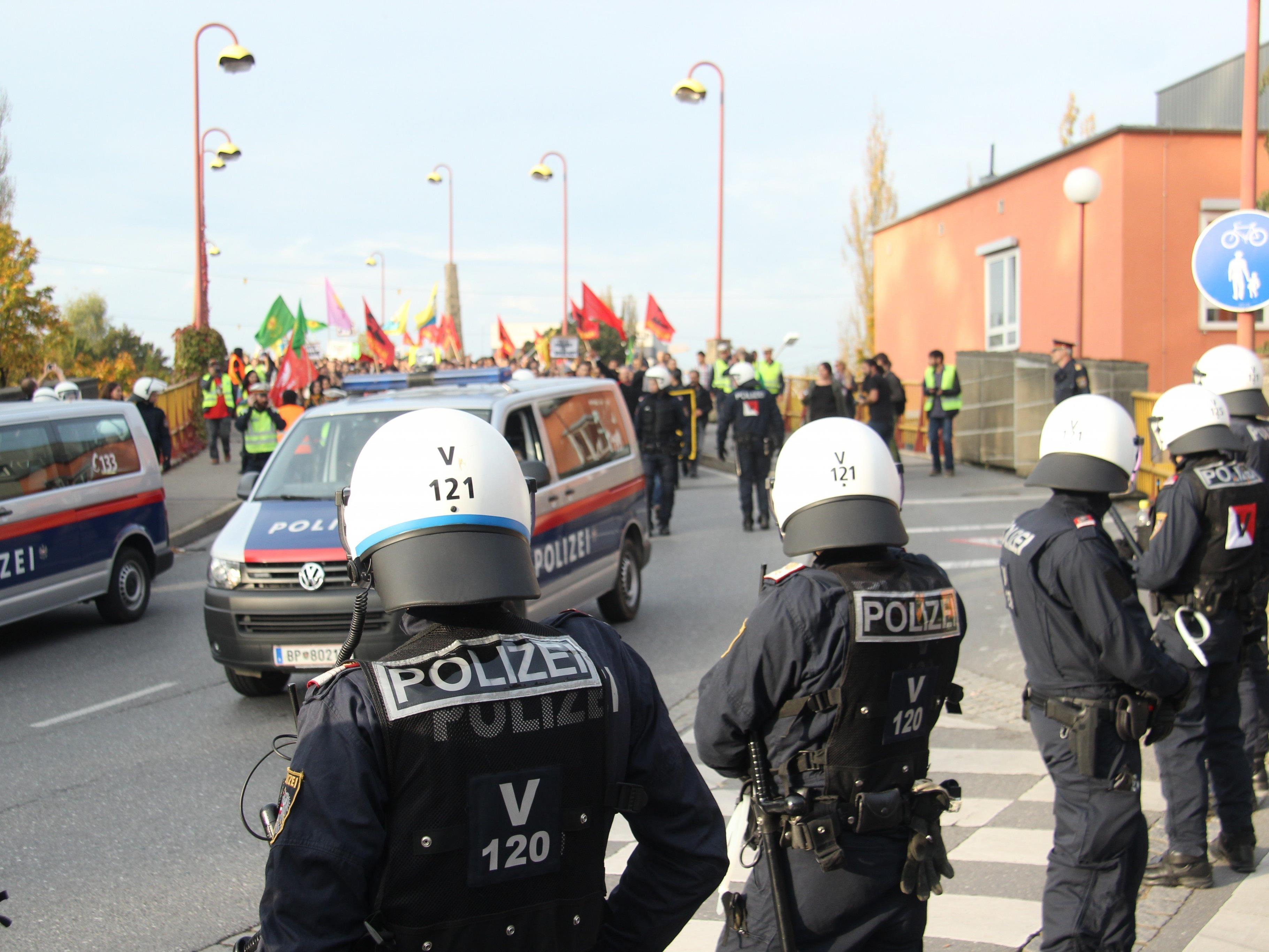 Messerstecherei bei Kurden-Demo in Bregenz - Voraussichtlich letzter Prozesstag.
