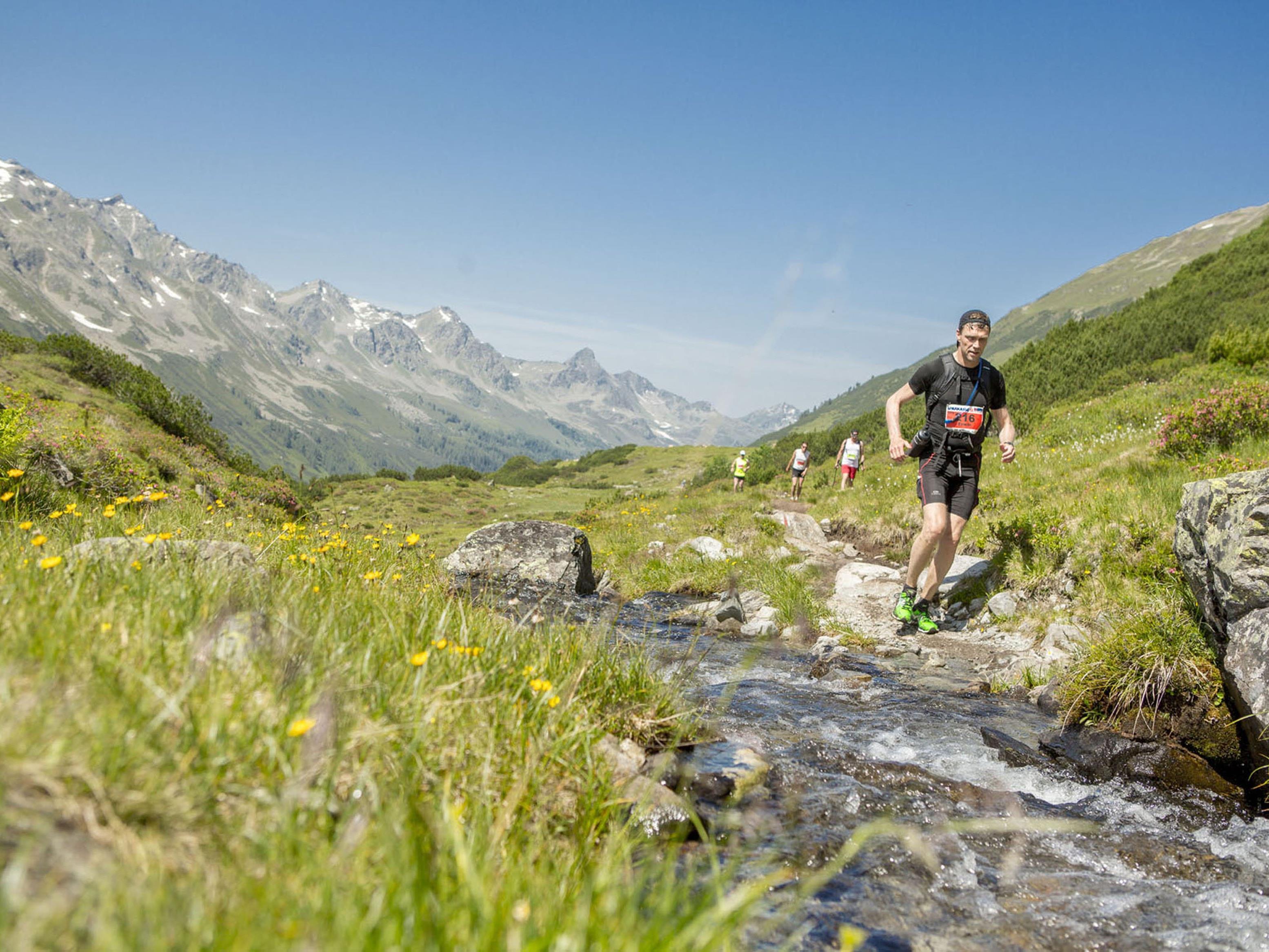 Der Montafon Arlberg Marathon findet am 02. Juli 2016 statt.