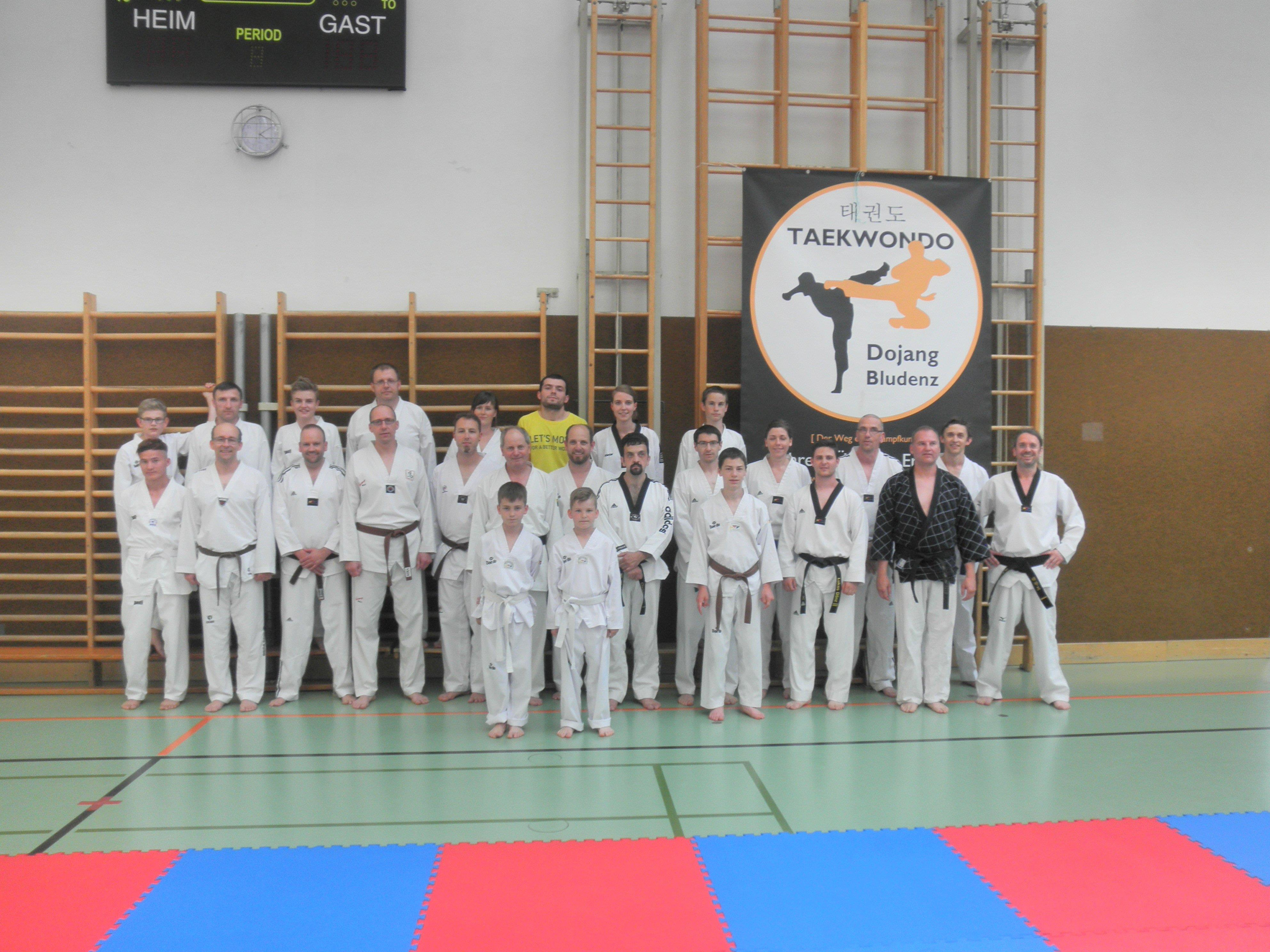 Taekwondo Verein Dojang Bludenz