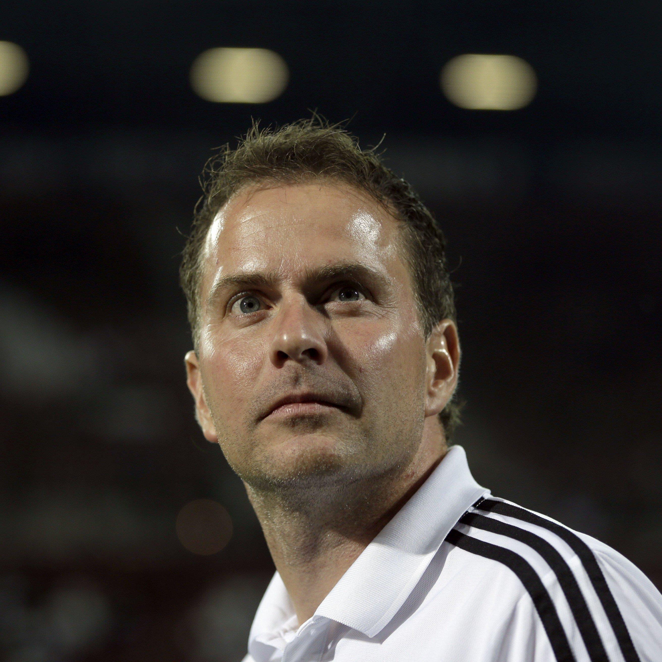 Sascha Lewandowski wurde nur 44 Jahre alt.