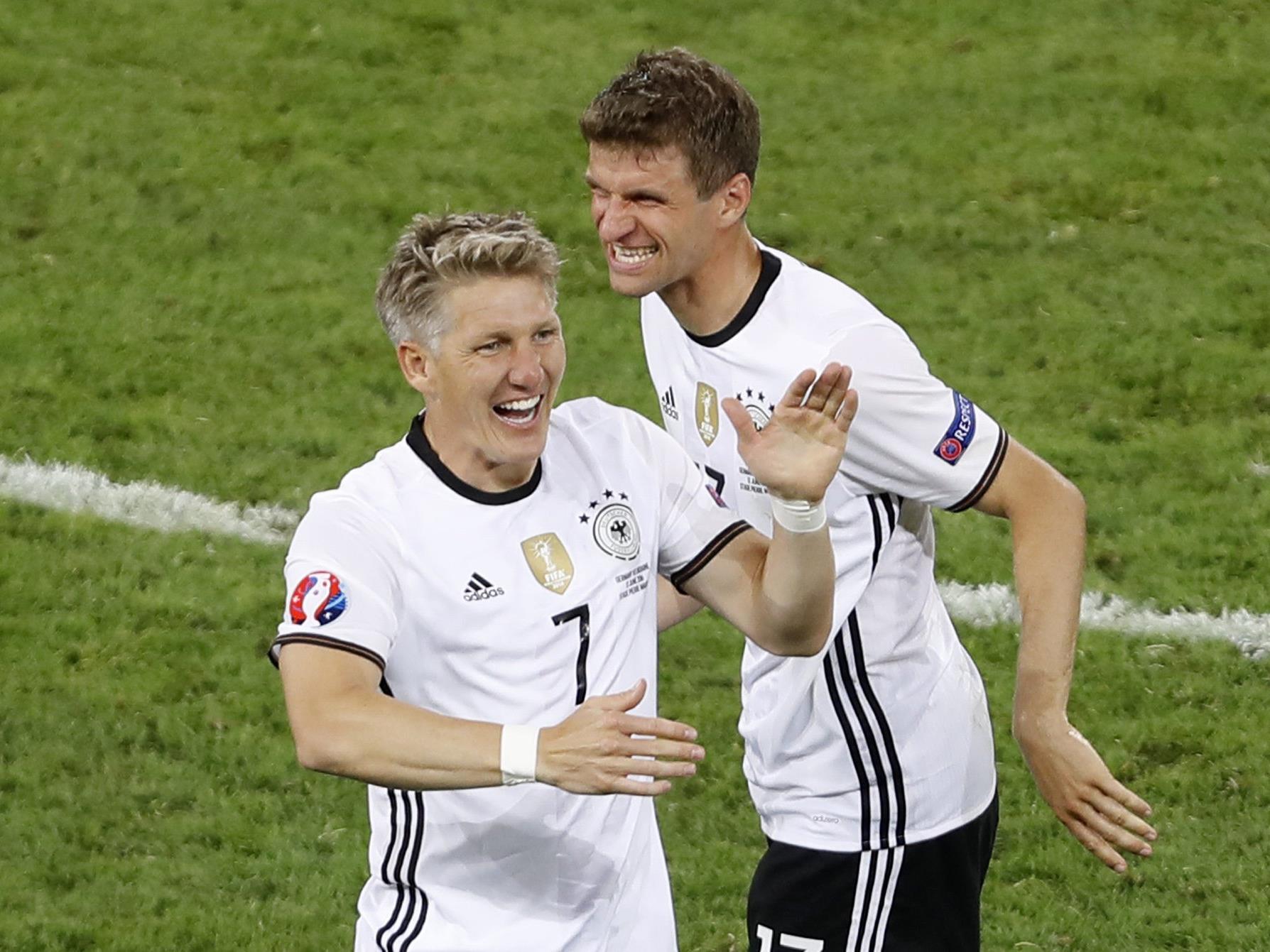 Deutschland trifft in Runde zwei der EM-Gruppe C auf Polen.