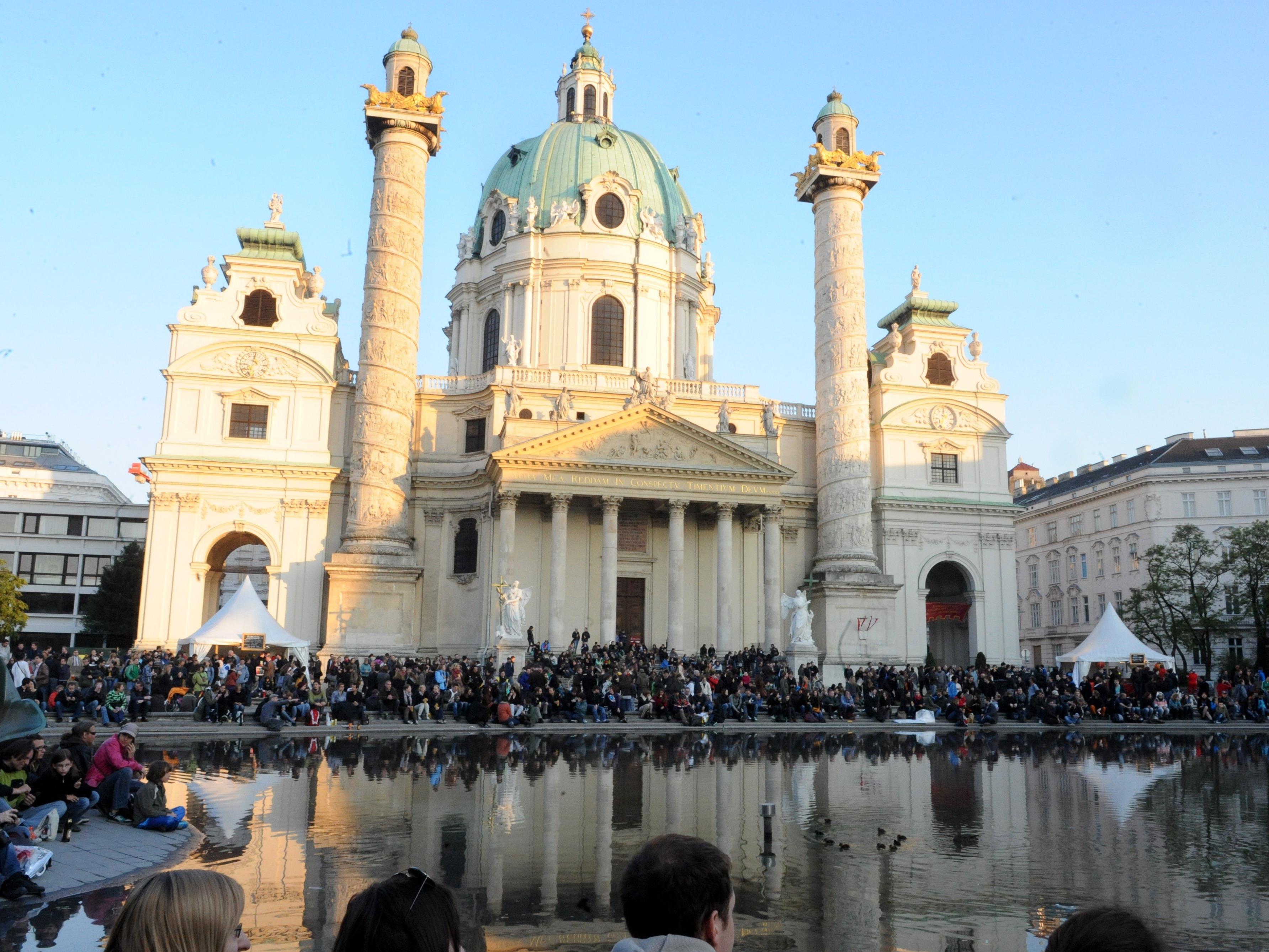Das Vienna Humanities Festival wird im Herbst rund um den Karlsplatz stattfinden