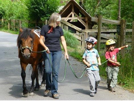 Pony-Ferienspaß