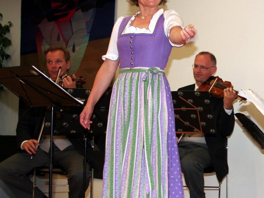 Birgit Plankel lädt zu einer musikalischen Reise nach Wien ein.