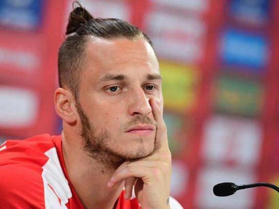 ÖFP-Star Arnautovic, Liebling der Fans.