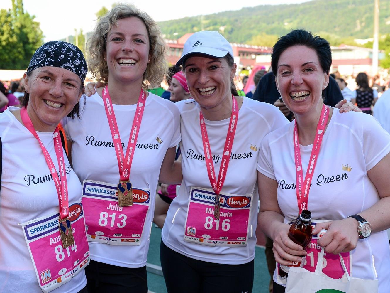 Der Countdown läuft, am kommenden Samstag ist es wieder soweit. Über 4.000 angemeldete Frauen fiebern ihrem Lauftag des Jahres beim Bodensee Frauenlauf entgegen.