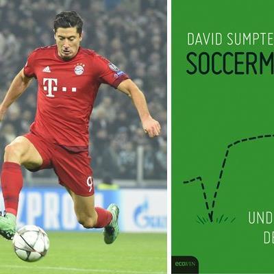 """Soccermatics"" von David Sumpter."