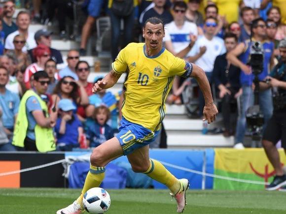Zlatan Ibrahimovic hat das Ende seiner Nationalmannschaftskarriere bekannt gegeben