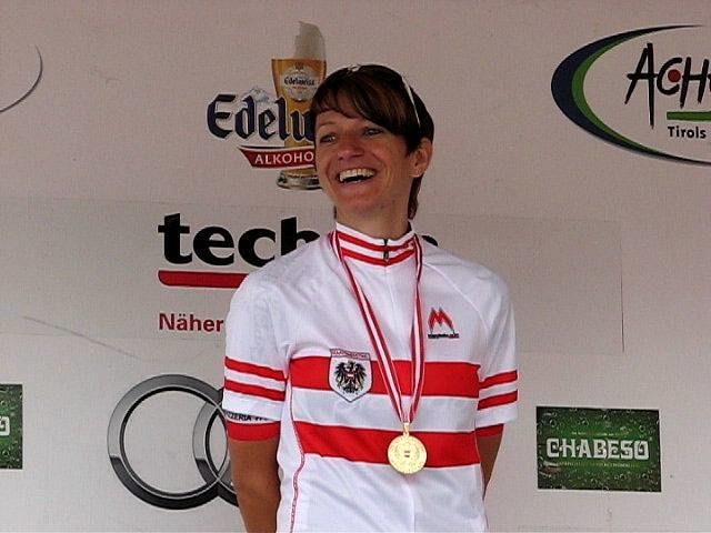 Laternserin Anna Obmann ist neue Staatsmeisterin im Rad Marathon